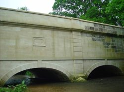 Midford Viaduct after restoration
