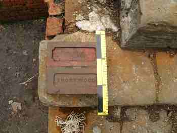 Bricks from Vertical Engine House