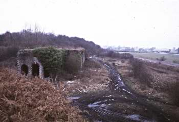 Horizontal Engine House in 1985